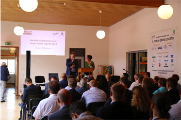 Teaser Forum Grüne Logistik BNN