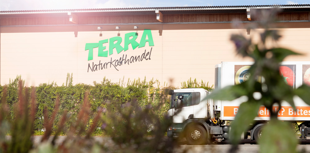 Terra Naturkost Handels KG Gebäude